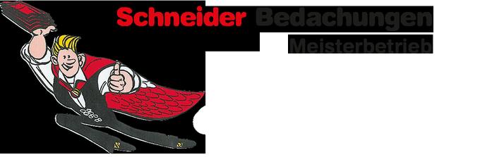 Schneider Bedachungen GbR - Logo